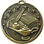 Lamp of Learning Medal