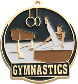 Gymnastics (Men's) Medal