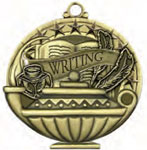 Writing Medal