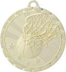 Basketball Medal