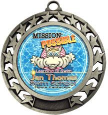 3 inch Custom Medals