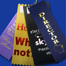 Personalized Wholesale Award Ribbons